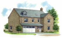 Detached house for sale in The Johnson, Plot 1...