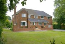 Detached home for sale in The Poplars, Beech Drive...