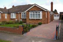 2 bedroom Semi-Detached Bungalow in The Spinney, Cottingham