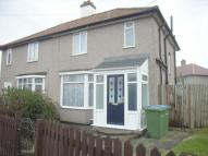 semi detached house in Rancliffe Gardens...