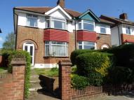 semi detached house in Rochester Way, Eltham...
