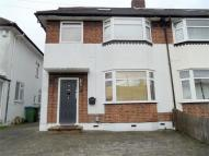 semi detached house in Glenesk Road, Eltham...