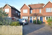 4 bedroom semi detached property in Molesey Road...