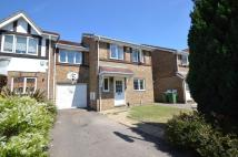 semi detached house in Danesfield Close...