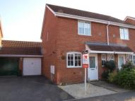 2 bedroom semi detached home to rent in Bristol Close...