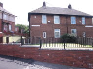 2 bed semi detached house in Wordsworth Crescent...