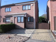 2 bed semi detached house in Nether Ley Avenue...