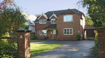 4 bed Detached property for sale in Ellis Road, Crowthorne...