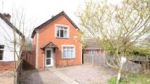 Detached house in Old Wokingham Road...