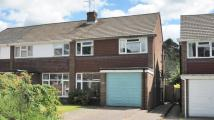 semi detached home for sale in Lyon Road, Crowthorne...