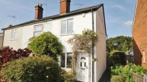 2 bed semi detached house in Brookers Corner...