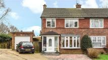 semi detached house for sale in Pensford Close...