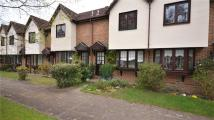 Terraced house for sale in Thorne Close, Crowthorne...