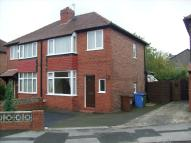3 bed semi detached home to rent in ABER AVENUE...
