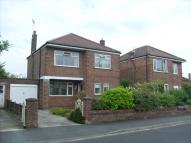 Detached property in EYAM ROAD, HAZEL GROVE...