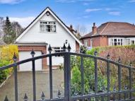 Detached Bungalow for sale in STOCKPORT ROAD, MARPLE...