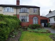 3 bed semi detached home for sale in Dane Bank Drive, Disley...