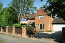 Detached house to rent in Eghams Wood Road...