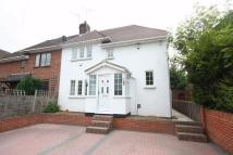 semi detached house in Amersham Road...