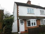 semi detached property to rent in Horseshoe Crescent...
