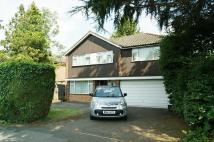 Detached house in Scott Close...