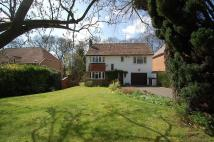 5 bed Detached property in Fulmer Drive...