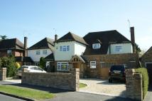 Detached home in Mayflower Way...