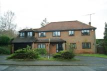 4 bed Detached house in St Huberts Close...
