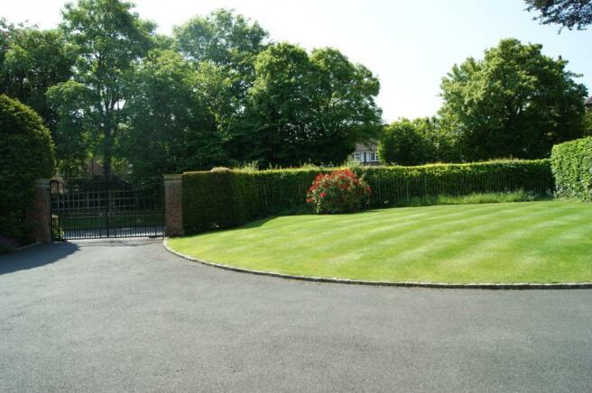 Front Garden & D