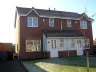 semi detached home in Redmans Close Eccles...