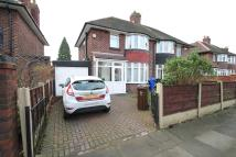 3 bedroom semi detached house to rent in Longley Lane, Northenden