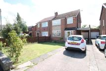 3 bedroom semi detached house in St Simons Close...