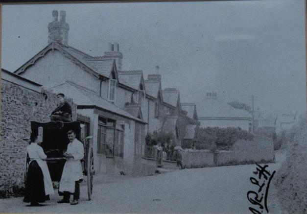 Old photograph of...