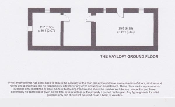 The Hayloft Groun...