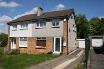 3 bedroom semi detached property to rent in Lochalsh Place, Blantyre...