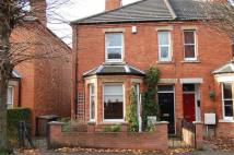 semi detached property in Victoria Avenue, Sleaford