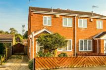 semi detached home for sale in Boundary Pastures...