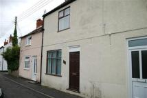 Terraced property in Jubilee Street...