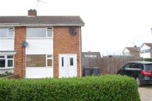 semi detached house in Ripon Drive, Sleaford