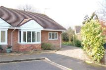Bungalow in Richards Close...