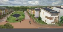4 bed new home for sale in Bickleigh Down Eco...