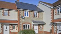 Terraced house for sale in Wanborough