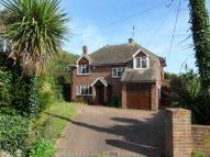 4 bed Detached house for sale in Queens Road, Dovercourt...