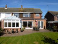 semi detached home in Gordon Way, Dovercourt...