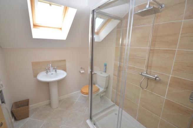 En -Suite Shower Room