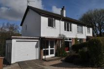 3 bedroom semi detached home for sale in Libo Avenue, Uplawmoor...