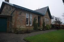 Detached Bungalow in Lowndes Street, Barrhead...