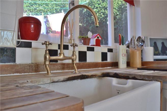 Kitchen Feature