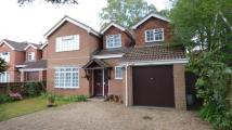 Detached home in Gorse Ride North...