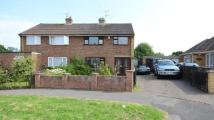 3 bed semi detached home in Link Way...